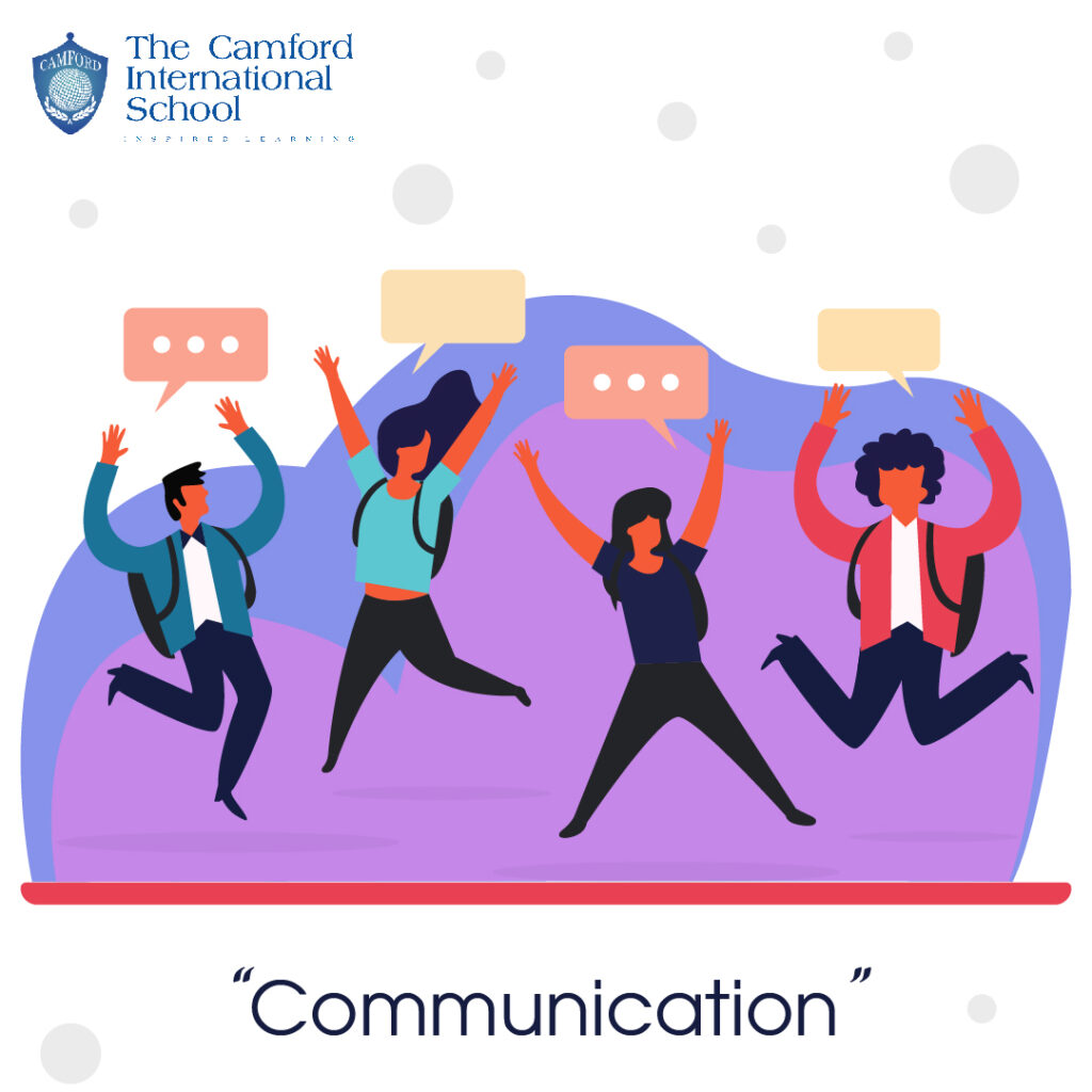Communication skill in school make students very bold | TheCamford.org